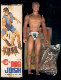BIG JIM - Bigjim - MATTEL Aiconjosh