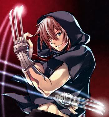 .hack// Legend of the Twilight Short story Anime-Boy
