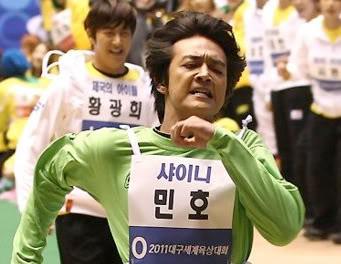 [26.01.11][News/Pic] Biểu cảm hài hước của SHINee tại Idol Star Athletics và Swimming Championships Idolchampionships9