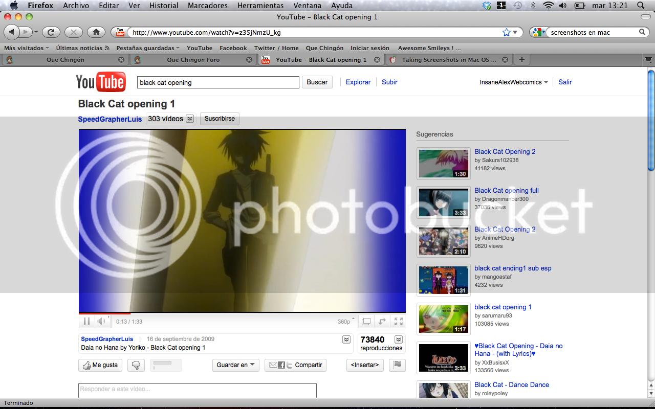 Videos de Youtube Capturadepantalla2010-09-21alas132110