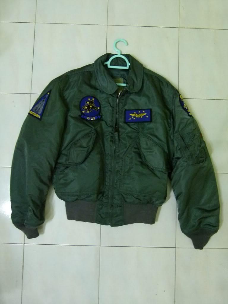 Alpha CWU 45/P Flight Jacket For Sale P1000615