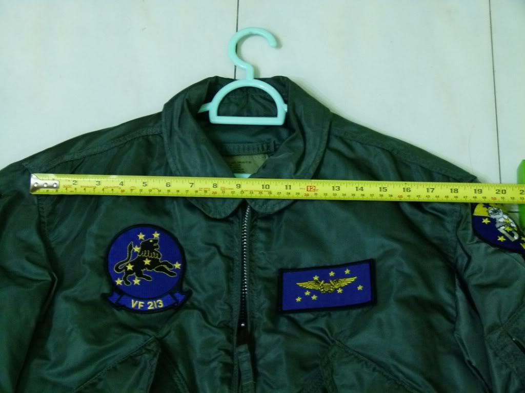 Alpha CWU 45/P Flight Jacket For Sale P1000618