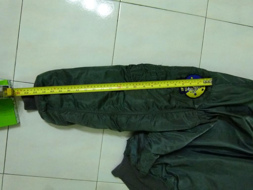 Alpha CWU 45/P Flight Jacket For Sale P1000621