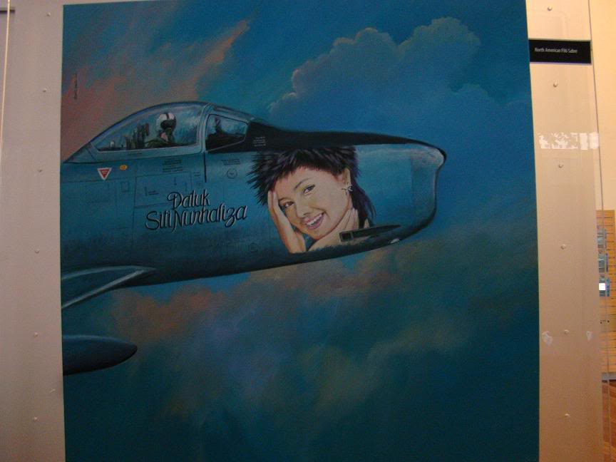 AVIATION ART - Karya saudara Zarian Babjan Aa10
