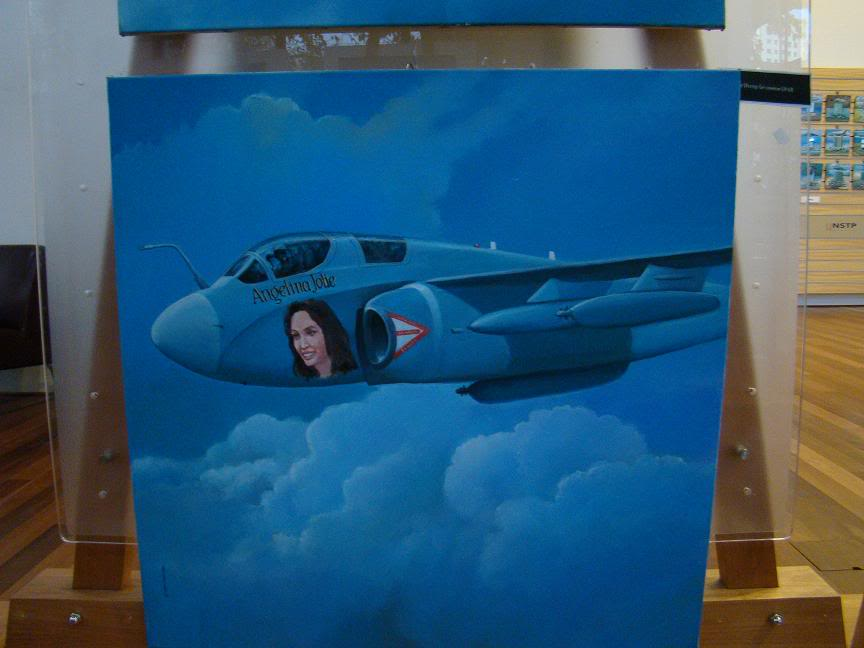 AVIATION ART - Karya saudara Zarian Babjan Aa8