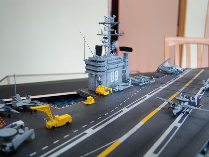 Ships, Aircraft Carriers and Submarines Cvn11