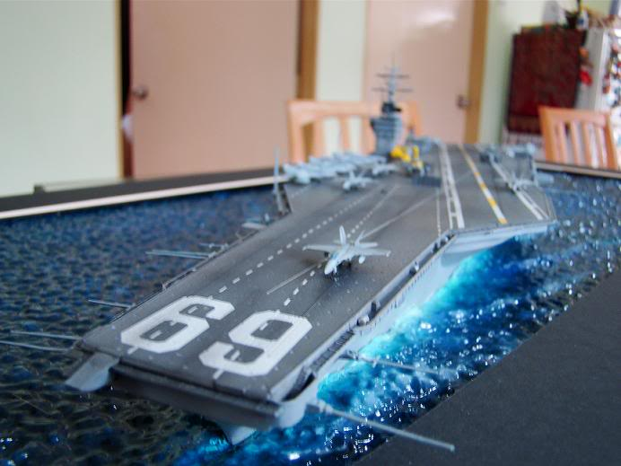 Ships, Aircraft Carriers and Submarines Cvn2