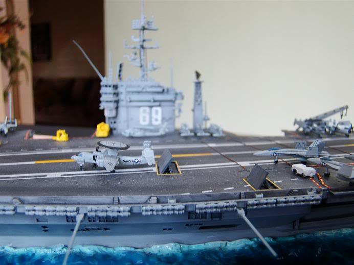 Ships, Aircraft Carriers and Submarines Cvn3