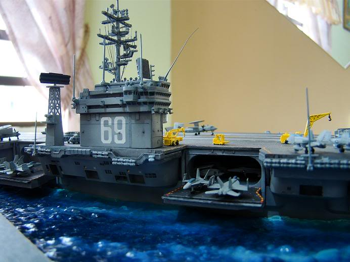 Ships, Aircraft Carriers and Submarines Cvn5