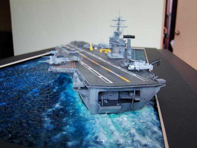 Ships, Aircraft Carriers and Submarines Cvn8