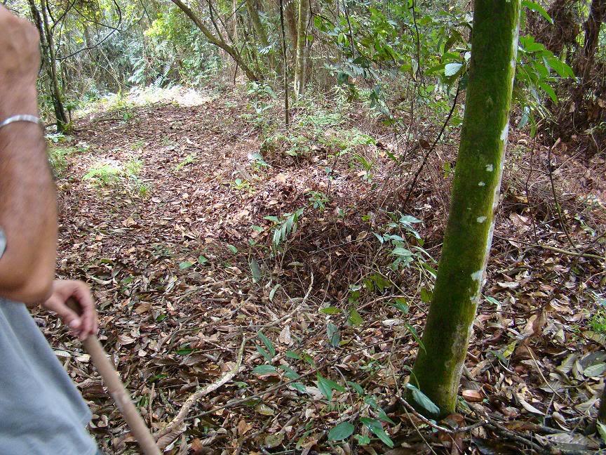 Battle Of Kampar (Green Ridge Battle Site), Kampar, Perak. Gr10