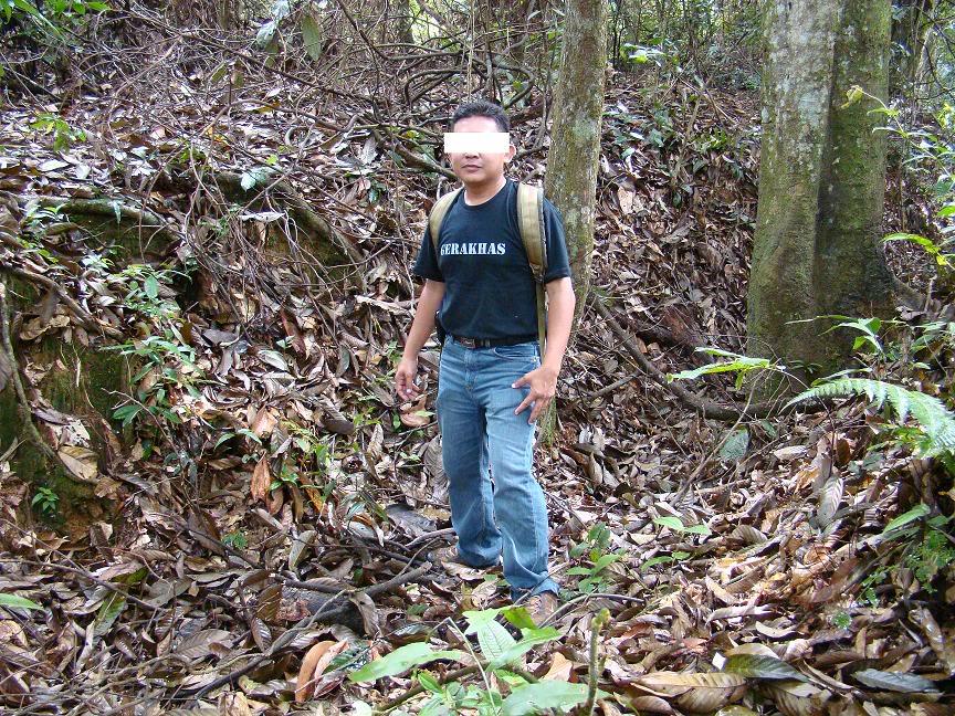 Battle Of Kampar (Green Ridge Battle Site), Kampar, Perak. Gr12