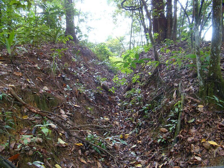 Battle Of Kampar (Green Ridge Battle Site), Kampar, Perak. Gr13
