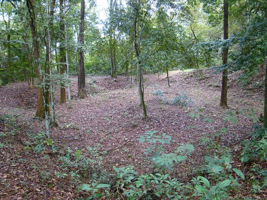 Battle Of Kampar (Green Ridge Battle Site), Kampar, Perak. Gr14