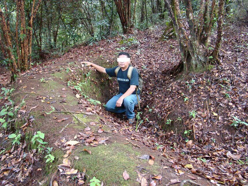 Battle Of Kampar (Green Ridge Battle Site), Kampar, Perak. Gr15