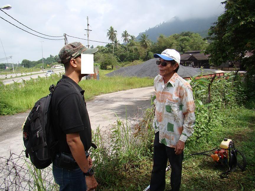 Battle Of Kampar (Green Ridge Battle Site), Kampar, Perak. Gr2