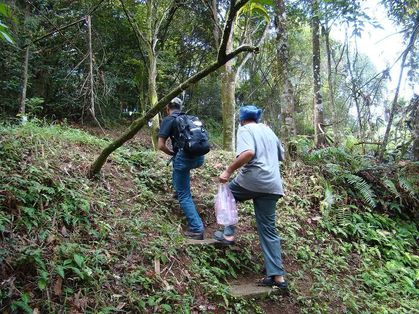 Battle Of Kampar (Green Ridge Battle Site), Kampar, Perak. Gr23