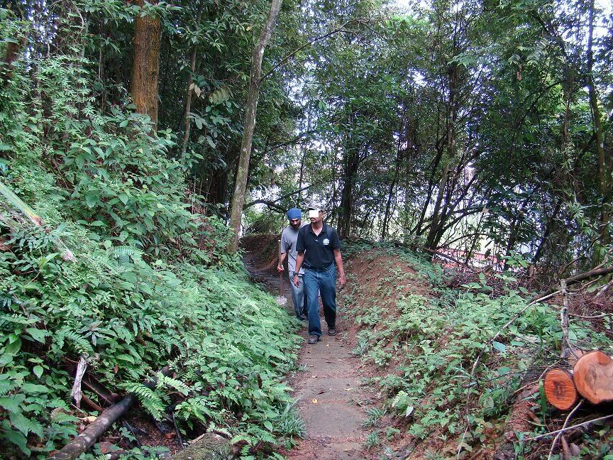 Battle Of Kampar (Green Ridge Battle Site), Kampar, Perak. Gr4