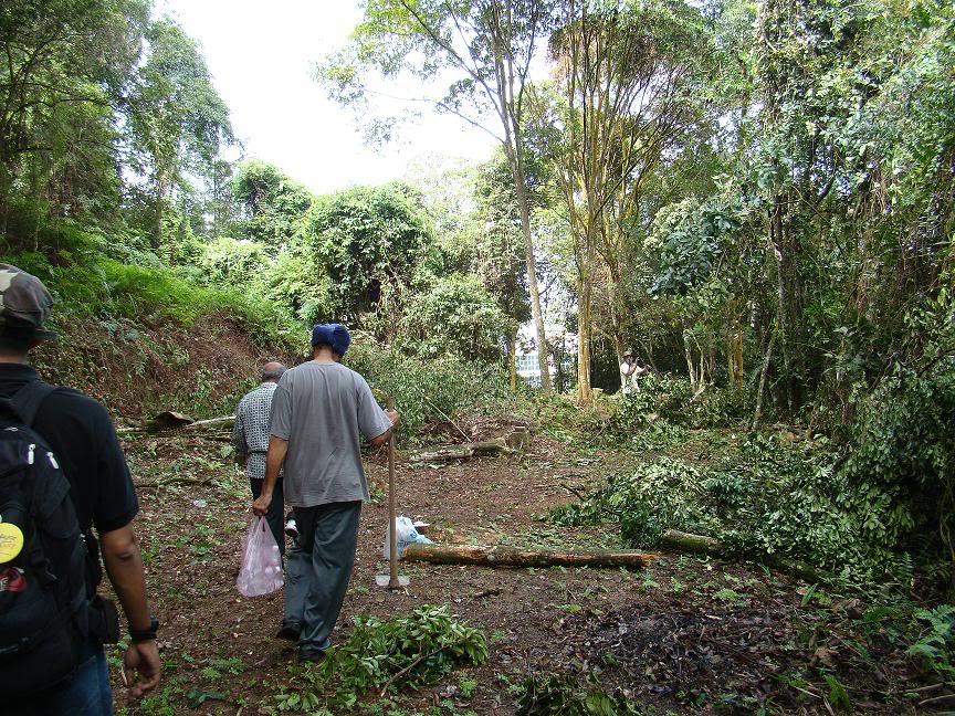Battle Of Kampar (Green Ridge Battle Site), Kampar, Perak. Gr5