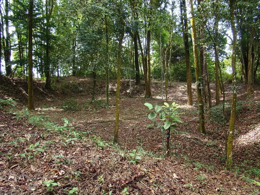 Battle Of Kampar (Green Ridge Battle Site), Kampar, Perak. Gr9