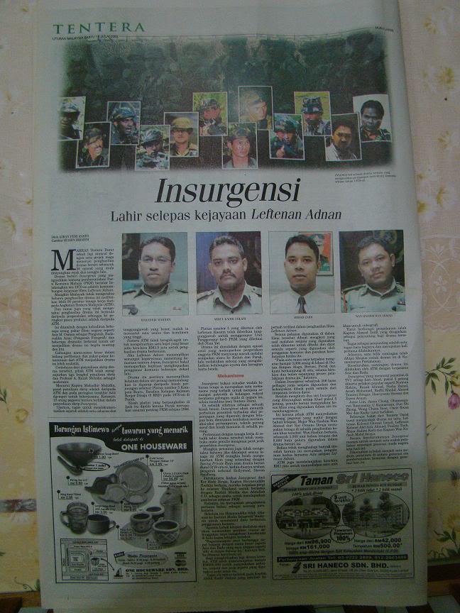 Drama Bersiri INSURGENSI Insurgensi2