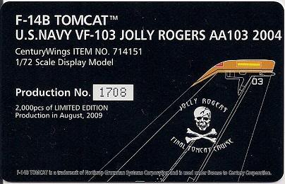 1:72 Scale Aircraft Model (Kits and Diecast) - Page 3 Jollyrogers0001