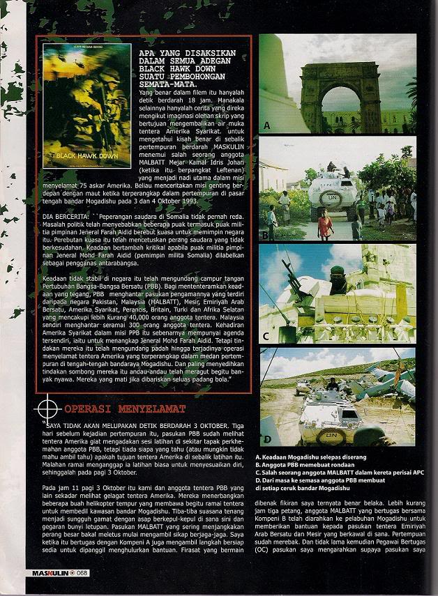 Black Hawk Down (The True Story) Scan0016