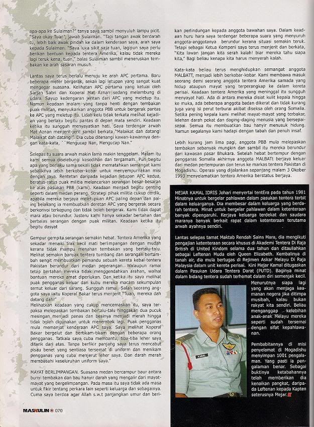 Black Hawk Down (The True Story) Scan0018