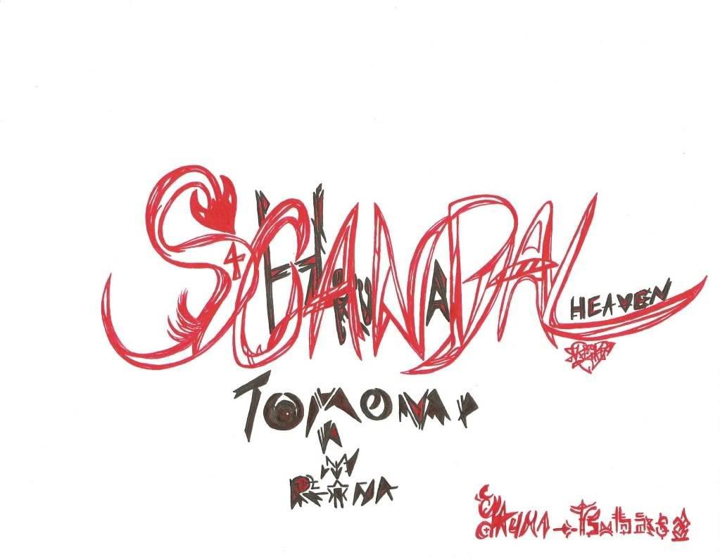 SCANDAL HEAVEN Fan Letter - Page 6 MySCANDALartwork001