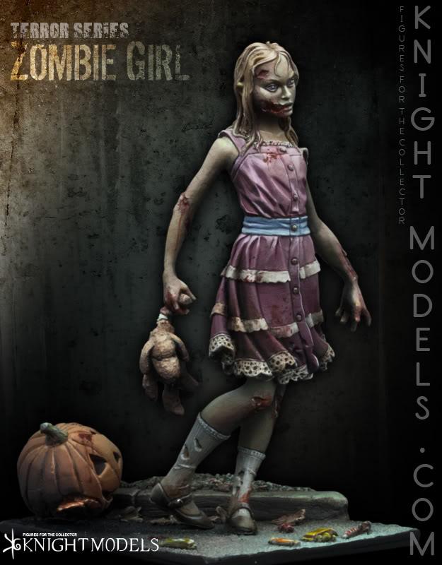 KNIGHT MODELS ZOMBIE-GIRL--FOTO2