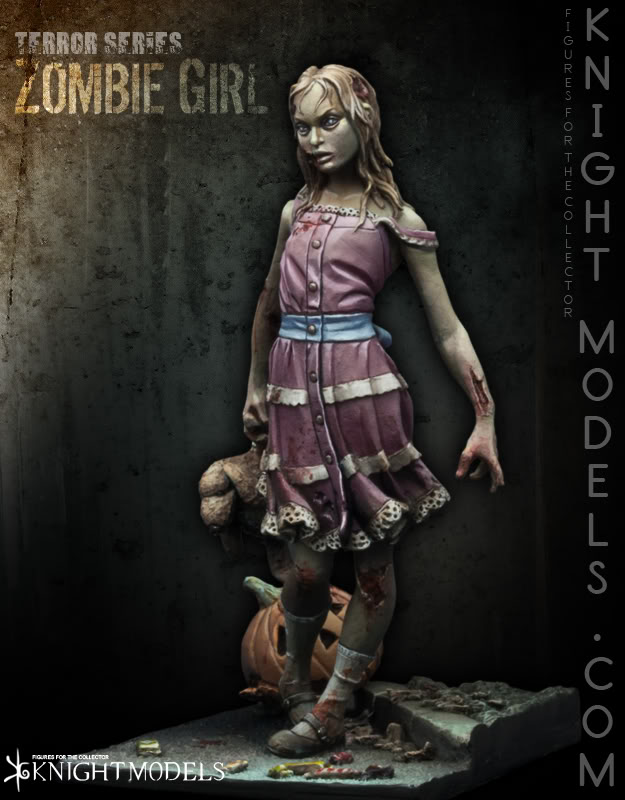 KNIGHT MODELS ZOMBIE-GIRL--FOTO3