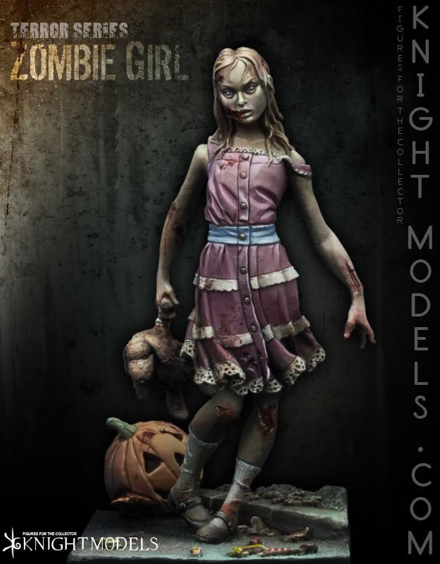 KNIGHT MODELS ZOMBIE-GIRL--FOTO4