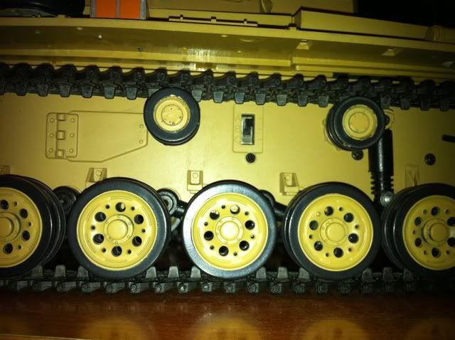 Tauchpanzer III H di MadMax 83926206