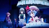 Anime Tenchou x Touhou Project Colab08