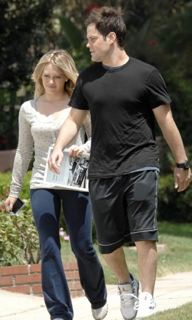Hilary Duff with boyfriend Mike Comrie in Toluca Lake Hilary-duff-7109-4preview