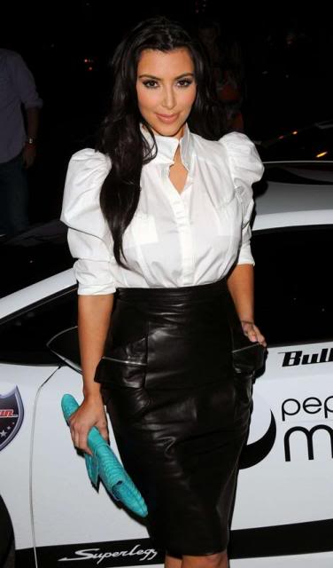 Kim Kardarshian at the Pepsi Bull-Run Launch Party Kim-kard-7109-5preview