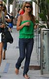 Audrina Patridge in jeans and a Strapless Green top Th_audrina-patridge-7109-2preview