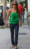 Audrina Patridge in jeans and a Strapless Green top Th_audrina-patridge-7109-3preview