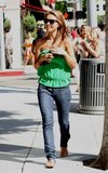 Audrina Patridge in jeans and a Strapless Green top Th_audrina-patridge-7109-6preview