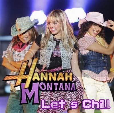 Miley kao Hannah Montana - Page 2 Lets_Chill