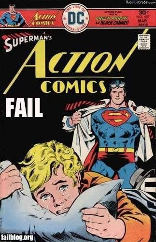 SUPERHERO!!!! - Page 2 Supermanfail