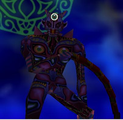 los personajes mas locos de los videojuegos MajorasWrath1
