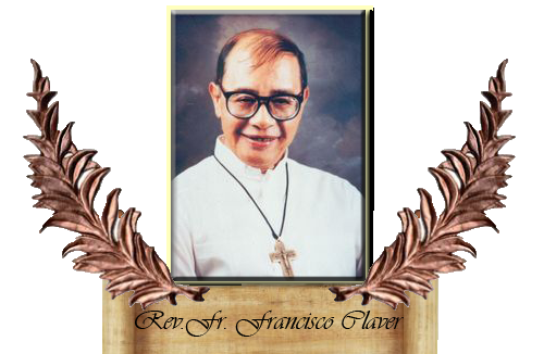 In Memory of Bishop Francisco Claver [January 20, 1929 - July 1, 2010]  Testing