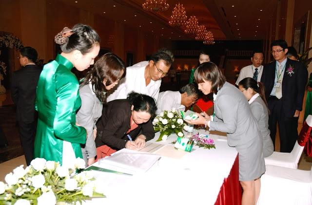 Lễ Kỷ Niệm 1 Năm Thành Lập & Hoạt Động Cty BHNT Cathay (HCM) DSC_0807