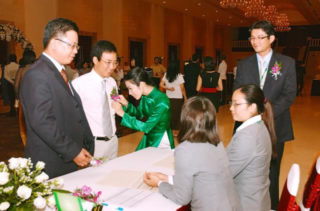 Lễ Kỷ Niệm 1 Năm Thành Lập & Hoạt Động Cty BHNT Cathay (HCM) DSC_0819