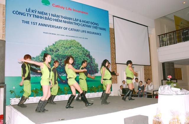 Lễ Kỷ Niệm 1 Năm Thành Lập & Hoạt Động Cty BHNT Cathay (HCM) DSC_0829