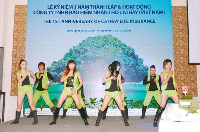 Lễ Kỷ Niệm 1 Năm Thành Lập & Hoạt Động Cty BHNT Cathay (HCM) DSC_0830