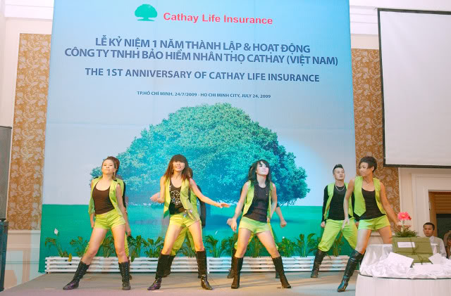 Lễ Kỷ Niệm 1 Năm Thành Lập & Hoạt Động Cty BHNT Cathay (HCM) DSC_0831