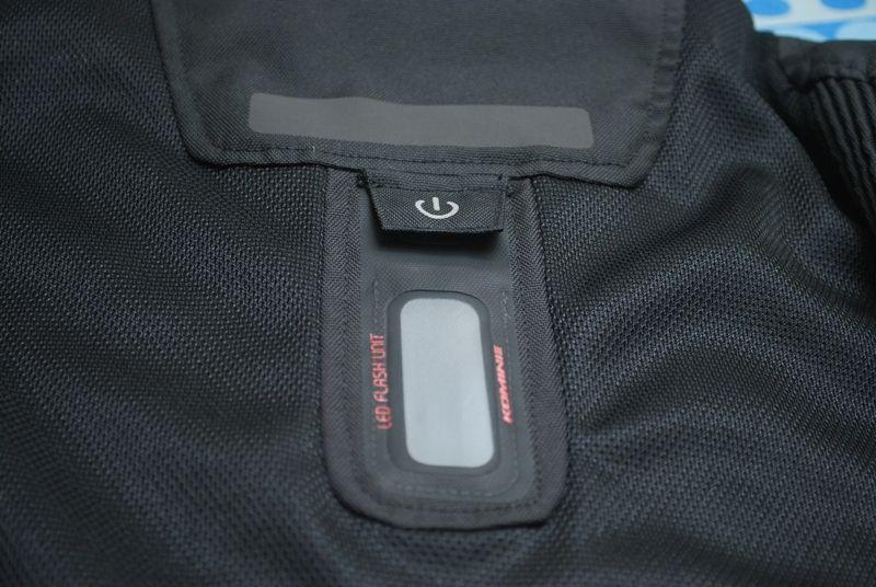 For Sale: Komine JK-049 Riding Jacket DSC_1865