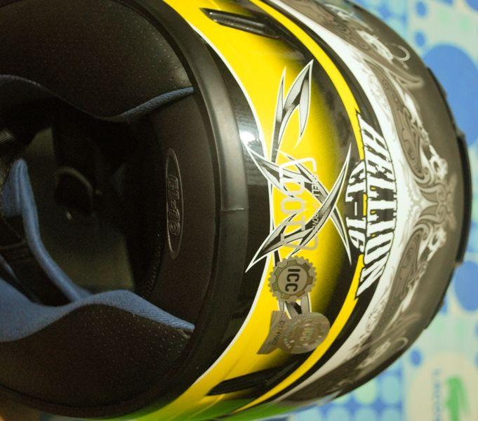 For Sale: HJC (CL-16) Helmet DSC_1869